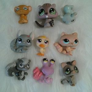 Littlest Pet Shop lot3